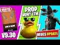 NEUES XXL Update 😱 KOSTENLOSE ITEMS, Monster Live Event Update, Neue Skins   Fortnite Deutsch