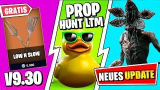 NEW XXL Update 😱 FREE ITEMS, Monster Live Event Update, New Skins | Fortnite German