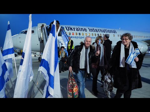 Prophecy Fulfilled: Ukrainian Jews Return To Israel After Thousands Of Years In Exile