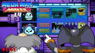 We Play Your Mega Man Maker Levels Live #60
