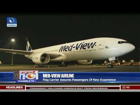 Med-View Airline: Flag Carrier Acquires Boeing 777 Aircraft