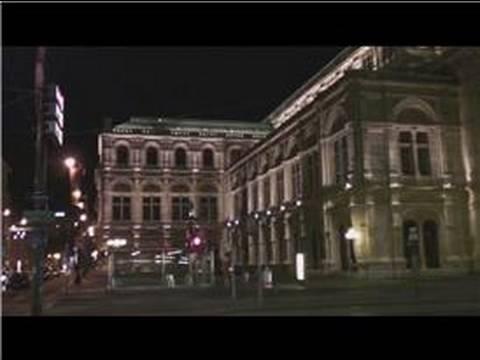 Vienna Tourism : Vienna Tourism: State Opera