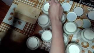 How to make a Bulgarian yogurt