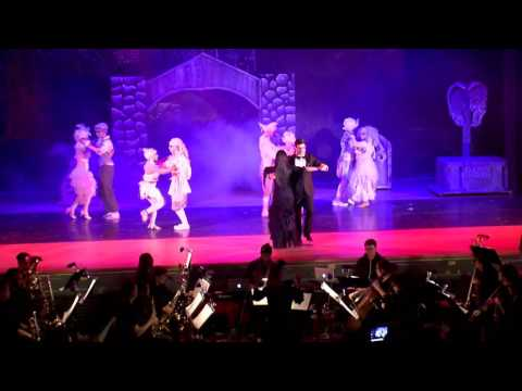 The Addams Family Musical Tango De Amor