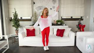 Ask Denise: How Can I Stay Stress Free During The Holidays? | LifeFit 360 | Denise Austin