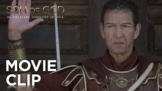 Son Of God  No King But Caesar Clip  20th Century Fox