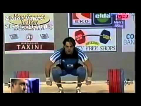 Feats of Strength Compilation (III)