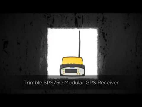 Trimble SPS750 Modular GPS Receiver