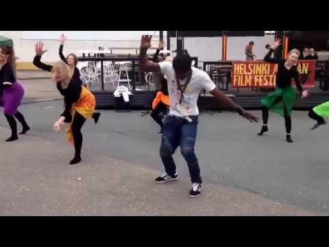 ndiaye dance group (mbalax)