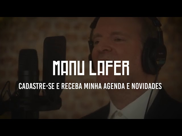 Manu Lafer - Lançamento do cd - Something Old And New