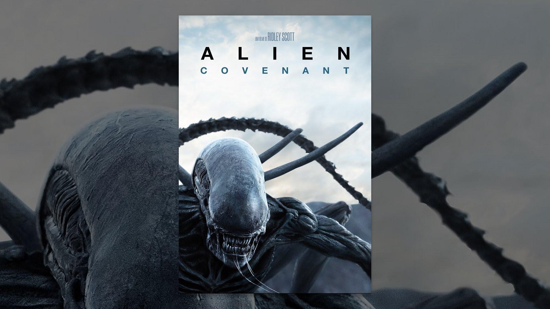 Alien: Covenant (Dublado)