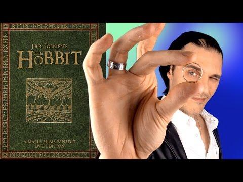 Movie Review: J.R.R. Tolkien's The Hobbit - Dustin Lee Edit