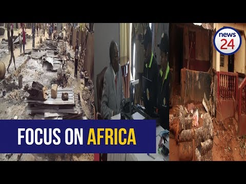 WATCH:  Zim biometric technology, thousands homeless in Sierra Leone, Nigeria rebuilds after attacks