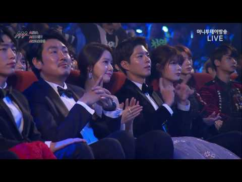 EXO 엑소 Lotto | Louder 라우더 | 로또 Asia Artist Award 161116