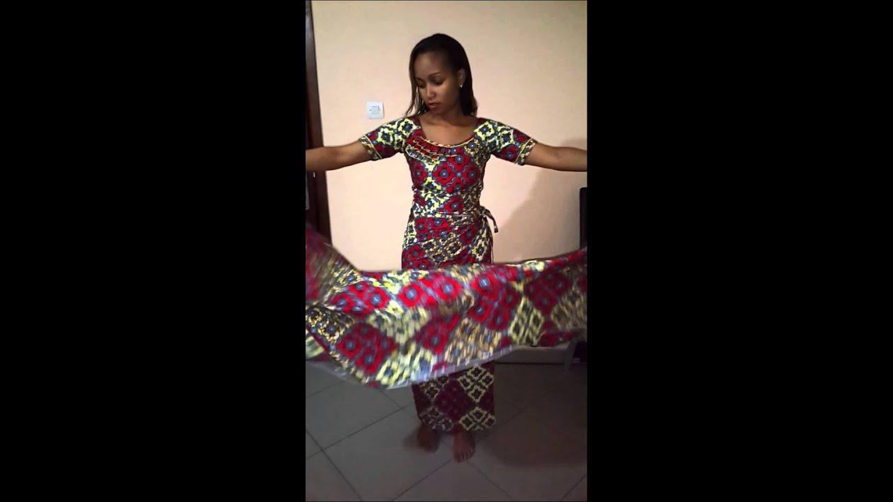 Fashion congolese Kitenge - YouTube