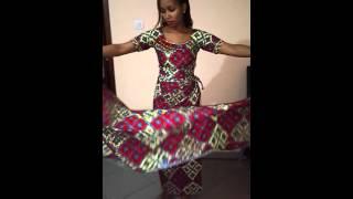 Fashion congolese Kitenge