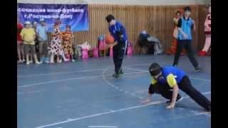 Голбол в Ростове-на-Дону футбол среди слепых