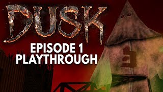 Video DUSK - Episode 1 Playthrough (Twitch VOD) download MP3, 3GP, MP4, WEBM, AVI, FLV Juli 2018