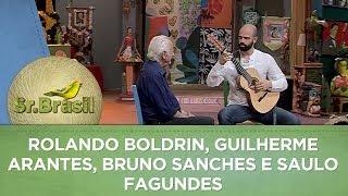 Sr. Brasil   Guilherme Arantes, Bruno Sanches e Saulo Fagundes