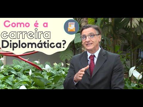 Diretor do Instituto Rio Branco fala sobre o concurso de diplomata e a carreira diplomática