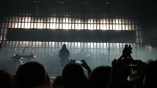 Massive Attack - Angel // Live @ Zorlu Psm İstanbul 25.06.18