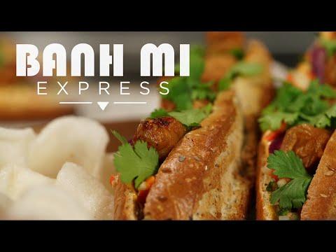 Picard Hacker réinterprète le sandwich Banh Mi, spécialité vietnamienne !