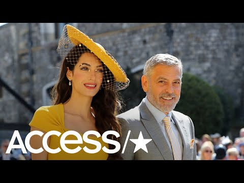 Prince Harry & Meghan Markle's Celebrity Wedding Guests Arrive!