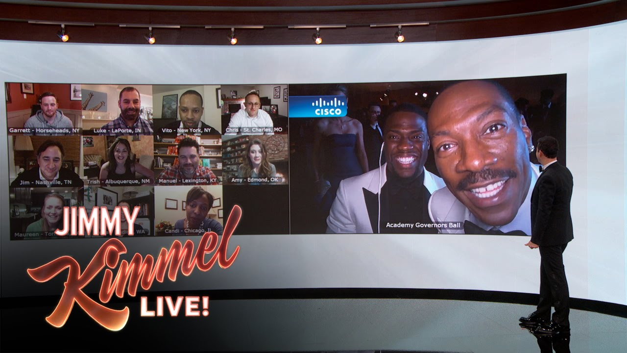 Jimmy Kimmel Debuts Wall Of America With Kevin Hart Eddie Murphy Youtube Kevin kimmel is an american actor known for his role in the series 'crank yankers'. jimmy kimmel debuts wall of america with kevin hart eddie murphy