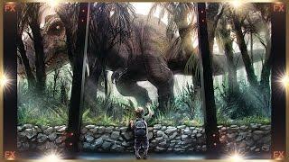 T Rex - Roar Sound Fx