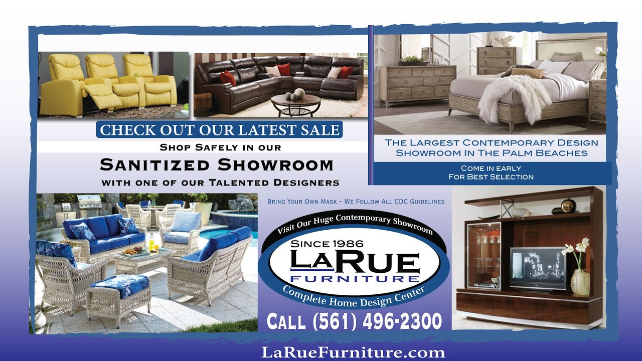 Larue Furniture Elegant Contemporary Furniture In Delray Beach