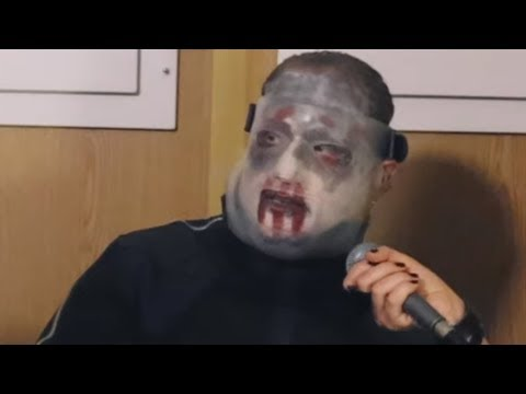 Corey Taylor On Tortilla Man Joining Slipknot