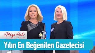 Müge Anlı'ya gençlerden ödül - Müge Anlı ile Tatlı Sert 30 Aralık 2019