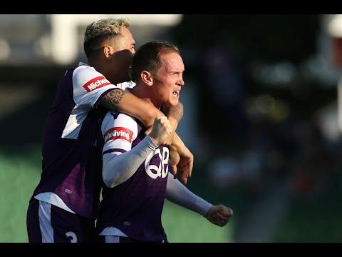 Hyundai A-League 2018/19 Round 16: Perth Glory 2 - 0 Newcastle Jets