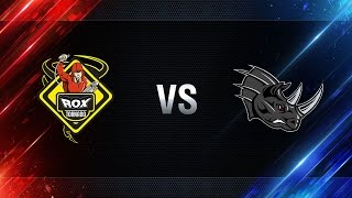 TORNADO.ROX vs Nashorn - day 3 week 3 Season I Gold Series WGL RU 2016/17