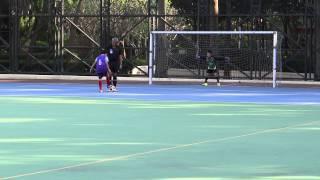 2014/11/21 播道vs王余家潔 12碼 小學校際足球