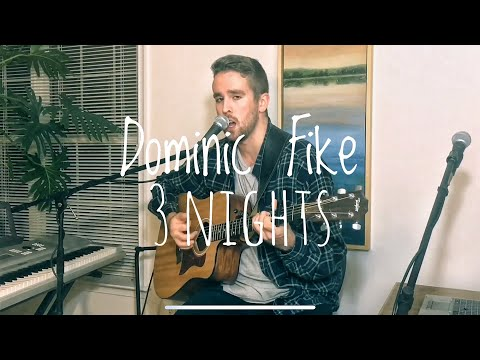 3 Nights - Dominic Fike Official Cover by Trevor Moody Mp3