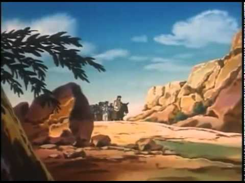 Miracles of Jesus For Kids - (New Testament Bible Cartoon )