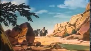 New Testament Miracles of Jesus - ( Children Christian Bible Cartoon Movie )