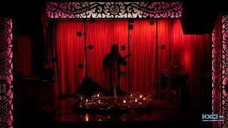 "Chelsea Wolfe, ""American Darkness"" Live on KXCI"
