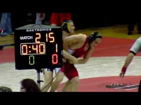 2011 Utah 4A Sectional Wrestling Tournament | Bountiful High School vs. Bonneville High School