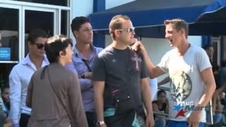 Primer grupo de migrantes cubanos en Costa Rica se alistan para seguir viaje
