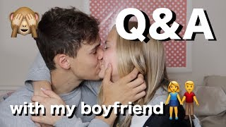 Q&A with my boyfriend👫 I Jo&Co.