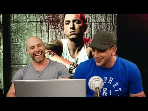 """Eminem - """"Kill You"""" REACTION 