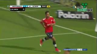 Video Gol Pertandingan Independiente vs Atletico Tucuman