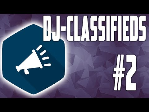 DJ-Classifieds - объявления VS JM-IKS шаблон