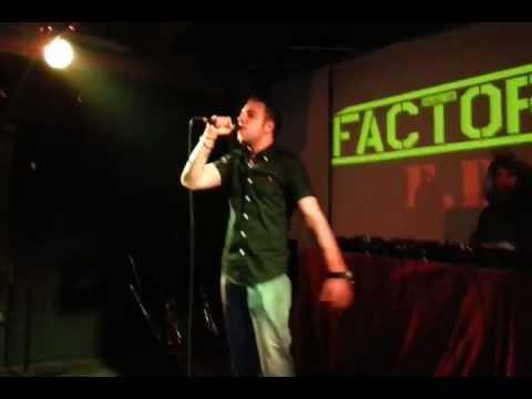 Pit10 - Rüyalarım Var Canlı Performans @Factory 07.12.12