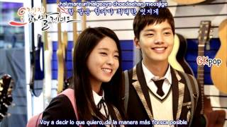 ORANGE MARMALADE – Dream With A Twist (Sub. español - hangul - roma) (Orange Marmalade OST) HD