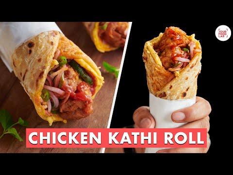 Chicken Kathi Roll Recipe | Kolkata Kathi Roll | Chef Sanjyot Keer #MorphyRichards
