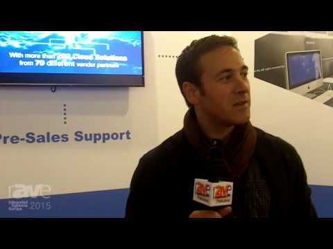 ISE 2015: Ingram Describes the Digital Signage Services They Offer