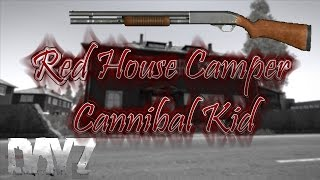Red House Camper Cannibal Kid